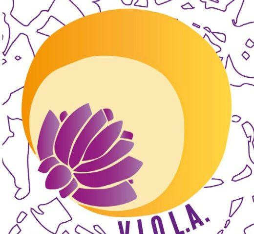 Logo del centro antiviolenza VIOLA